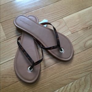 Banana Republic sandals - NWT